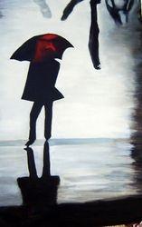 """Night Rain (SOLD)"""