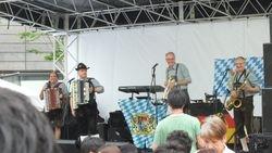Woho & dar Band in Osaka