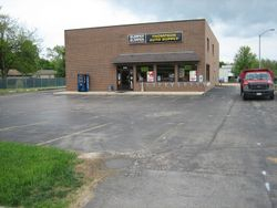 Batavia IL. - Parking Lot Before (1 of 4)