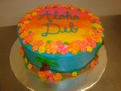 30 serving luau cake $120