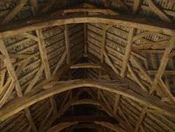 Tithe Barn Roof