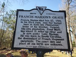 About Francis Marion