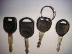 Program Vehicle Keys