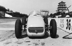 test car one- the Walcott KK500A-Chrysler 331