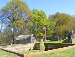 Fort Williamson/Fort Holmes