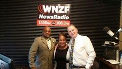 WNZF 106.3 FM Radio