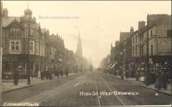 West Bromwich. c1912.