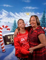 Lequita & Mother