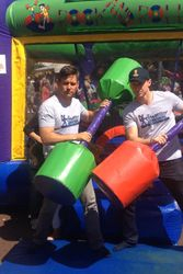 Freo Mayor duals for charity