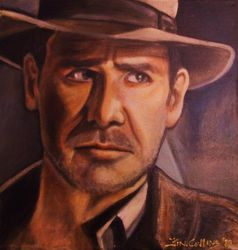 """Harrison Ford"" ,""Harrison Ford as Indiana Jones"",""Actor"",""Indiana Jones"","