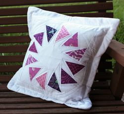Pillow made for Patty Sloniger