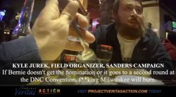 PART 1: Bernie 2020 Field Organizer States ?F***ing Cities Will Burn? if Trump Wins Re-Election; Calls for Violence, Mass Murder of Opposition, and ?Reign of Terror?