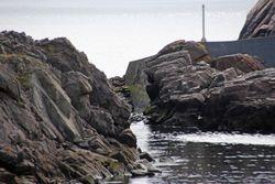 Quidi Vidi harbour entrance