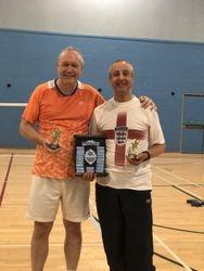 Handicapped Tournament Supervets Mens Doubles