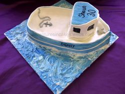 Boat Cake (Dignity)