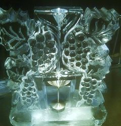 GRAPEVINE ICE LUGE