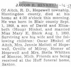 Hinkel, Jacob 1953