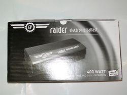 Digital Ballast Raider