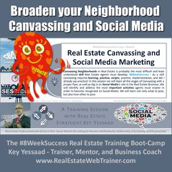 Broaden your Neighborhood Canvassing and Social Media - Week 6 Feb 2020 - #8WeekSuccess