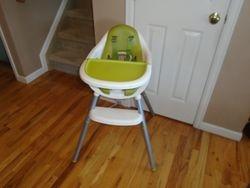 Mamas & Papas Juice High Chair - Apple - $65