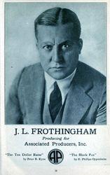 J. L. FROTHINGHAM