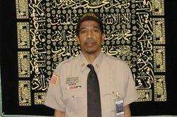 Lt. Colonel Paul Abdullah