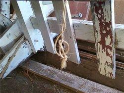 Rope Treble Clef