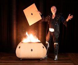 Fire in the Basket of Doom
