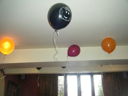 Dont Let Go Of Your Balloon