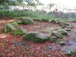 Circle of Stone, Clava Cairns