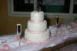 Steidley Cake Close Up
