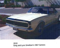 Greg Smeltzer's 1967 Camero