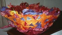 Silk Paper Bowl