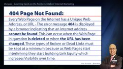 404 Page Not Found - Real Estate SEO Short Definition