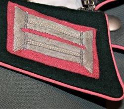 Panzer Regiment 3, Waffenrock: