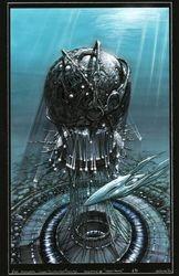Xindi underwater