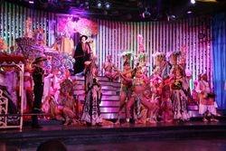 La Parisen show at National Hotel