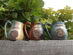 Montana Law Enforcement Museum Mugs