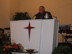 Sr. Pastor Bro. Bishop