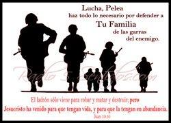 Lucha por Tu Familia