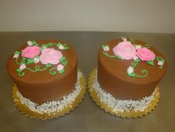 6 inch cakes $35 each