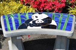 2nd Panda Bench SOLD