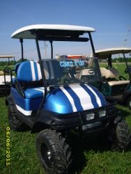 2010 Club Car Precedent -Customized