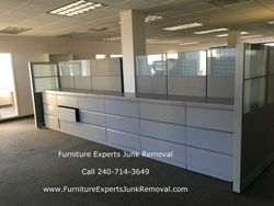 Junk office furniture removal in ellicott city MD