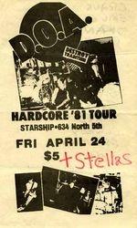 1981-04-24 Starship, Milwaukee, WI