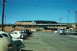 143 Broken Hill Rail Station 1957