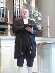 Francis Makemie at Williamsburg Presbyterian Church