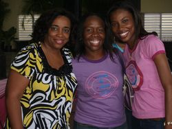 Our PP Girl's Conference -Wolmer's  Sept..2008