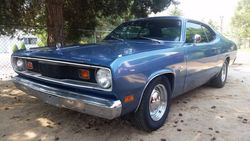 5.70 Plymouth duster