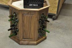 Floor Wine Rack - Low